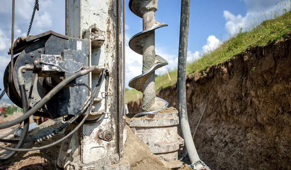 industry geotechnical